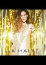 Prospectus La Halle : Collection Noël