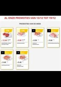 Prospectus Boucherie Renmans HANNUT : Onze Promoties