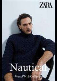 Catalogues et collections ZARA LE HAVRE : Nautical Men Collection