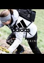 Prospectus Adidas : Women Tracking