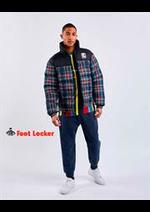 Prospectus Foot Locker : Collection Vestes / Homme