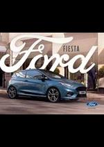 Prospectus  : Ford Fiesta