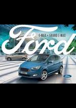 Prospectus  : Ford C-Max + Grand C-Max