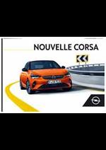 Prospectus opel : Opel Corsa
