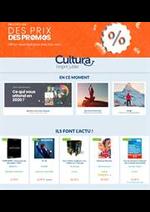 Prospectus Cultura : Promotions