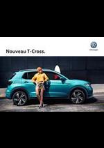 Prospectus Volkswagen : Volkswagen T-Cross