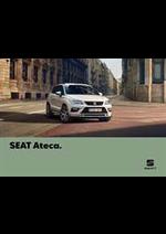 Promos et remises  : Seat Ateca