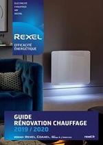 Prospectus  : Guide rénovation chauffage 2019/20