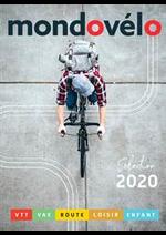Promos et remises  : Mondovélo 2020