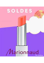Catalogues et collections Marionnaud : Soldes