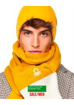 Prospectus Benetton : Sale / Men