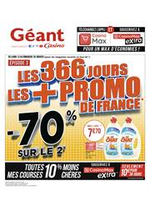 Prospectus  : Les 366 jours les + PROMO de France