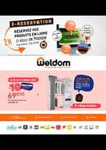 Promos et remises  : Catalogue Weldom