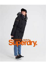 Catalogues et collections Superdry : New Women's Collection