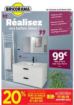 Promos et remises  : Catalogue Bricorama