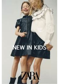 Catalogues et collections ZARA Charleroi : New In Kids