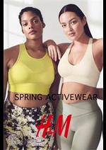 Prospectus H&M : Spring Activewear