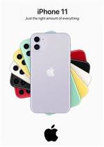 Prospectus Apple : Iphone 11