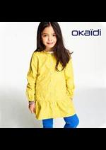 Prospectus Okaïdi : Collection Fille