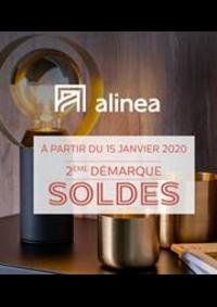 Prospectus Alinéa MULHOUSE - WITTENHEIM : Soldes