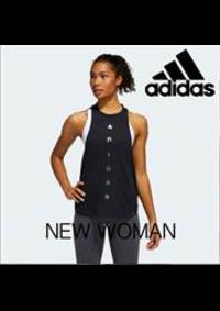 Prospectus Adidas Originals store le Marais : New Woman