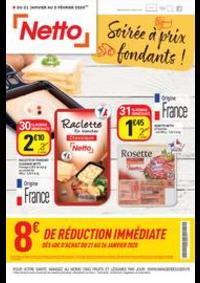 Prospectus Netto Dampierre-les-Bois : Catalogue Netto
