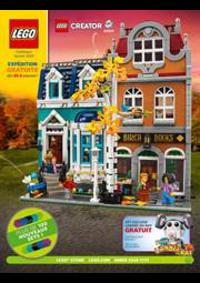 Prospectus LEGO Store Paris  : Catalogue LEGO