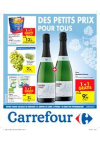 Promos et remises Carrefour Express WATERMAEL - BOITSFORT : Des petits prix pour tous