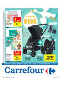 Prospectus Carrefour Express WOLUWE SAINT LAMBERT : Tout pour bebe
