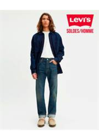 Catalogues et collections Levi's Store Pairs Italie : Soldes  Homme