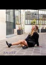 Prospectus André : Nouveautés