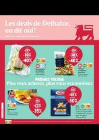 Promos et remises Supermarché Delhaize Tubize : Nouveau: Promotion de la semaine