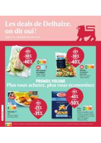 Promos et remises Supermarché Delhaize Denderleeuw : Nouveau: Promotion de la semaine