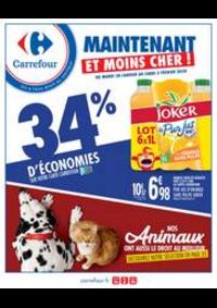 Prospectus Carrefour Drancy : Maintenant et moins cher !