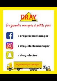 Prospectus Dray Pierrelaye : Promo D' Hiver