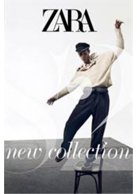 Catalogues et collections ZARA Bruxelles Ixelles : New Collection Men