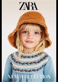 Prospectus ZARA LIEUSAINT : New Collection Kids