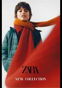 Prospectus ZARA ANGERS : New Collection Boys
