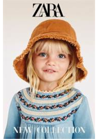 Prospectus ZARA Bruxelles Ixelles : New Collection Kids