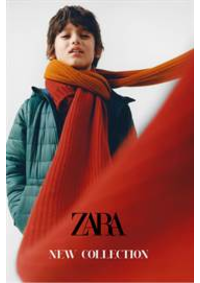 Prospectus ZARA Bruxelles Ixelles : New Collection Boys