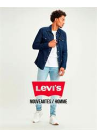 Prospectus Levi's Store La Défense : Nouveautés / Homme