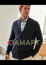 Prospectus Damart : Nouvelle Collection / Homme