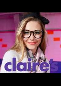 Prospectus Claire's AULNAY SOUS BOIS : Nouveautés