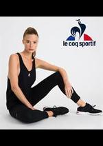 Prospectus Le Coq Sportif : Tendances Femme