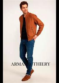 Prospectus Armand Thiery ANGERS : Nouveautés / Homme