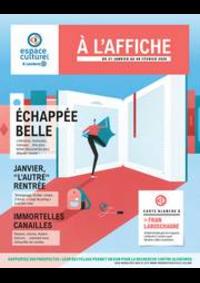 Prospectus E.Leclerc MOISSELLES : À L'AFFICHE