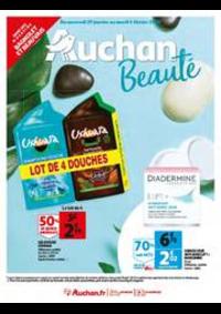 Prospectus Auchan BAGNOLET : Spécial Beauté