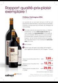 Prospectus Colruyt EVERE : Wijnrappel