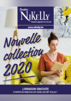 Nouvelle collection 2020 - Meubles Nikelly