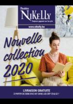 Prospectus Meubles Nikelly : Nouvelle collection 2020